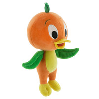"disney parks authentic florida orange bird 7"" plush new with tag"