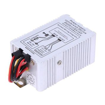 ICIKHD9 24V to 12V DC-DC Car Power Supply Inverter Converter Conversion Device 30A ME3L