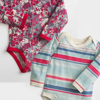 Snap Body - organic baby suit