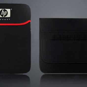 "for 10.1"" 11.6"" 12"" 12.5"" 13.3"" 13.5"" 14"" 15.6"" 17.3"" Hp Laptop Ultrabook Computer Soft Sleeve Universal Case Bag Pouch Cover"