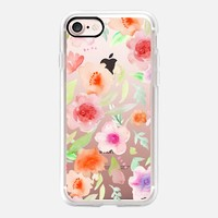 Spanish garden iPhone 7 Carcasa by Julia Grifol Diseñadora Modas-grafica | Casetify