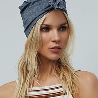 Katie Heart for Free People Womens Riviera Turban