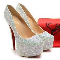 CL Christian Louboutin female tide brand trendy fashion high heels F