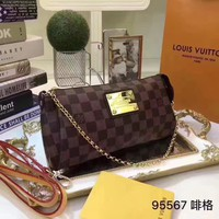 Louis Vuitton Lv Monogram Leather Eva Inclined Shoulder Bag #16221 - Best Deal Online