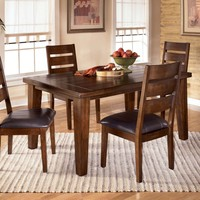 Ashley D442 Larchmont Dining Table Set