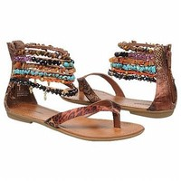 Women's ZIGI SOHO  Milan Brown African Sunset FamousFootwear.com