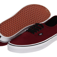 Vans Authentic™ Port Royale/Black - Zappos.com Free Shipping BOTH Ways