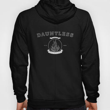 Dauntless Varsity Hoody by karifree