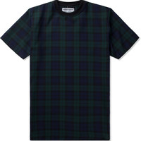 clothsurgeon Check Elongated T-Shirt | HYPEBEAST Store. Shop Online for Men's Fashion, Streetwear, Sneakers, Accessories
