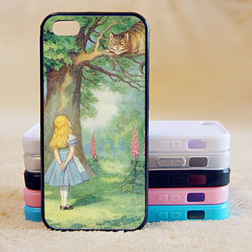 Alice in Wonderland,Alice, iPhone 4/4s/5/5s/5C, Samsung Galaxy S2/S3/S4/S5/Note 2/3, Htc One S/M7/M8, Moto G/X