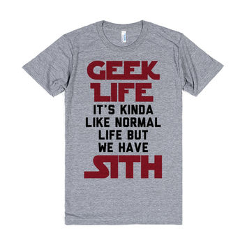 The Geek Life - Sith