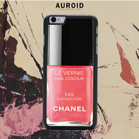 Chanel Nail Polish Distraction IPhone 6S Plus Case Auroid