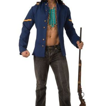 Heroes and Hombres Renegade Indian Soldier Costume