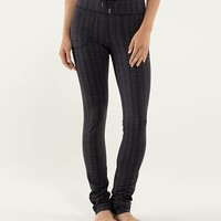 skinny will pant *textured | women's pants | lululemon athletica