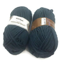 Peruvian Highland Bulky Yarn Discontinued  from elann.com Lot of 10 Skeins