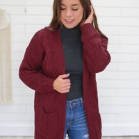 By The Fireplace Cardigan