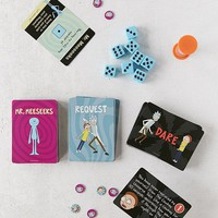 Rick And Morty Mr. Meeseeks Box O' Fun Game Of Dice + Dares | Urban Outfitters
