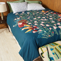 Home, Home on Arrange Duvet Cover - Full/Queen | Mod Retro Vintage Decor Accessories | ModCloth.com