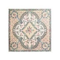 French Tapestry Rug @ miniatures.com