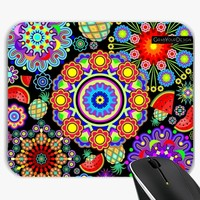 GrabYourDesign - Case for Iphone 7/8 Mandalas & Exotic Fruits - by BluedarkArt