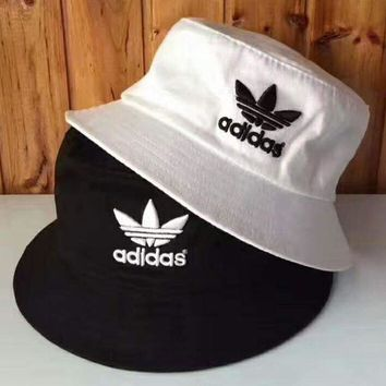 CREYON Day First Adidas Round bucket hat fisherman cap hat H-A-GHSY-1