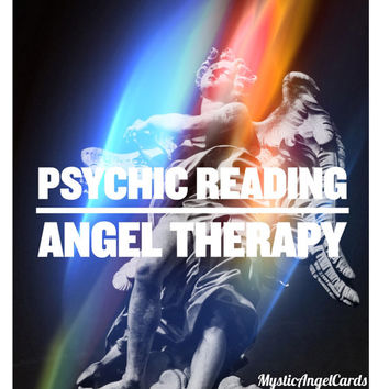 9 Card Angel Therapy Reading, Tarot Card Reading, Angel Card Reading, Healing, accurate and in-depth, video or email