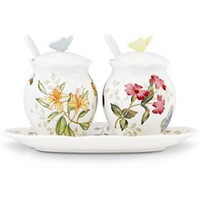 Butterfly Meadow® 7-Piece Condiment Set by Lenox