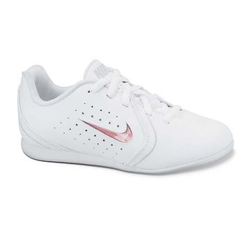 Nike Sideline III Insert Cheer Shoes - Girls (White)