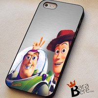 Toy story buzz lightyear woody iPhone 4s iphone 5 iphone 5s iphone 6 case, Samsung s3 samsung s4 samsung s5 note 3 note 4 case, iPod 4 5 Case