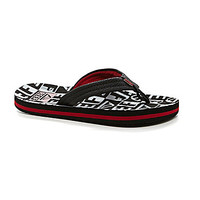 Reef Boys' Ahi Sandals - Black/Grey