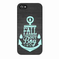 Fall Out Boy Anchor iPhone 5 Case