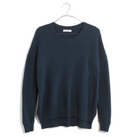 TEXTUREWORK SWEATER