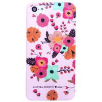 Andrea Diodati's Pink Florals iPhone 5 Case
