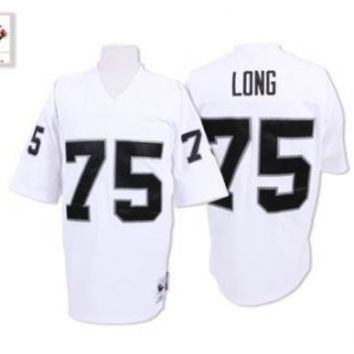 KUYOU Oakland Raiders Jersey - Howie Long Throwback Jerseys