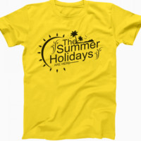 The Summer Holidays T Shirt For Men Women on We Heart It