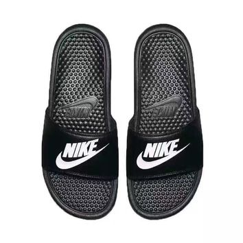 NIKE Fashion Women Man Sandal Slipper Shoes H-RELAX-XS