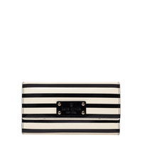 kate spade new york wellesley patent stripe sandra