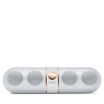 Beats by Dr. Dre Rose Gold Pill Portable Speaker | Bloomingdales's