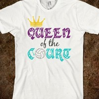 Volleyball -- Queen of the Court