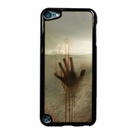 The Walking Dead four iPod Touch 5 Case