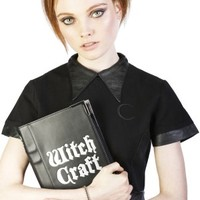 Disturbia Witch Craft Clutch Bag - Tragic Beautiful buy online from Australia