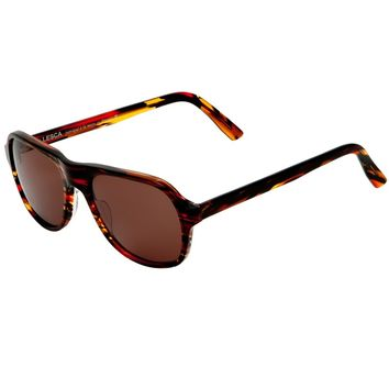 Lesca 'Mate' Sunglasses