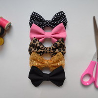 NEW. Pinup Collection II Hair Bows.