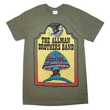 Allman Brothers Hell Yeah T-Shirt