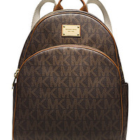 MICHAEL Michael Kors Signature Jet Set Large Backpack