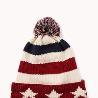 Star Spangled Pom Hat