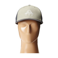 Patagonia Pyramid Logo Trucker Hat Trail Green - Zappos.com Free Shipping BOTH Ways