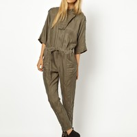 Little White Lies Tailored Boilersuit