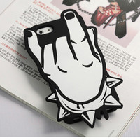 Finger Geek Case For iPhone 5