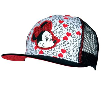 Minnie Mouse - Trend Setter Minnie Adjustable Cap